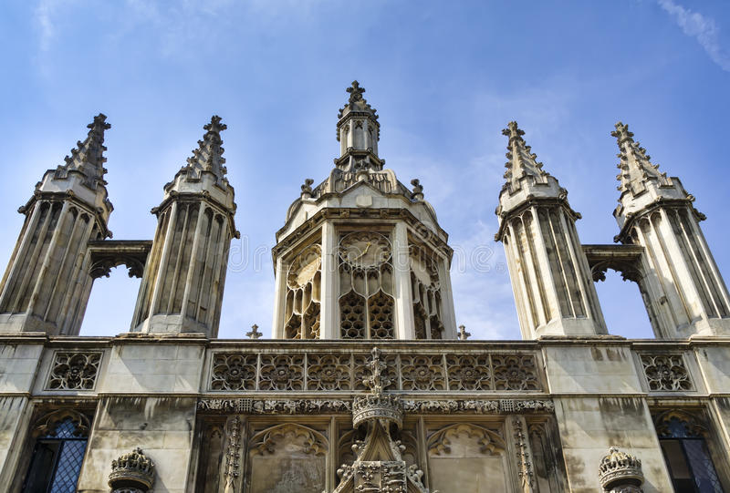 Download Kings College Chapel Cambridge Stock Photo - Image: 25948394