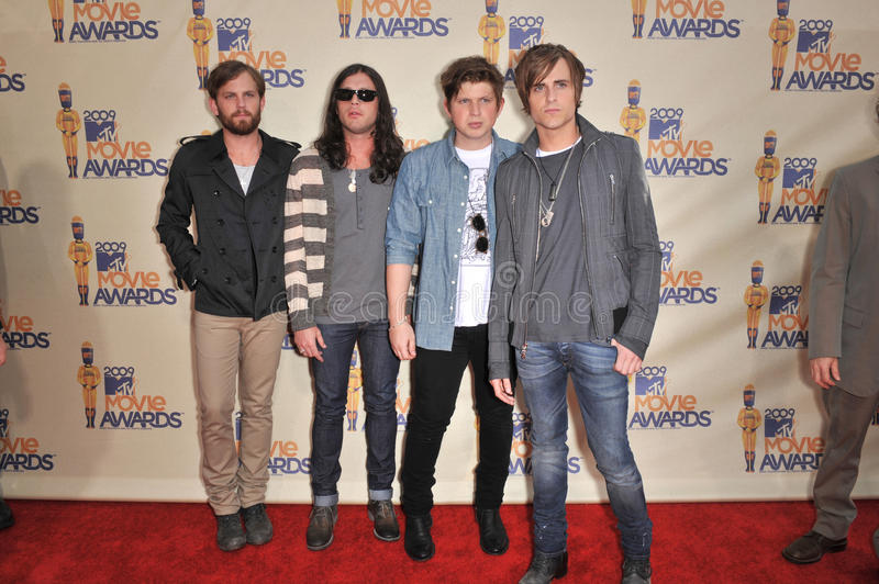 Download Kings Of Leon Editorial Photography - Image: 23040977