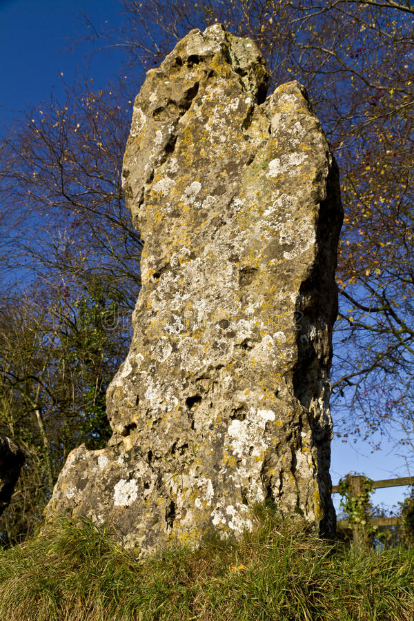 Download Kings Men Monolith From Neolithic Stone Circle Stock Image - Image: 22711167