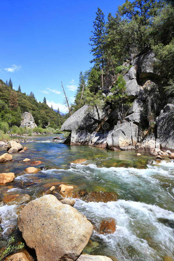Kings river stock images