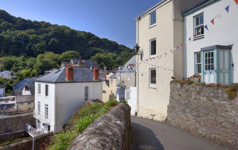 Kingsand, Cornwall obraz stock