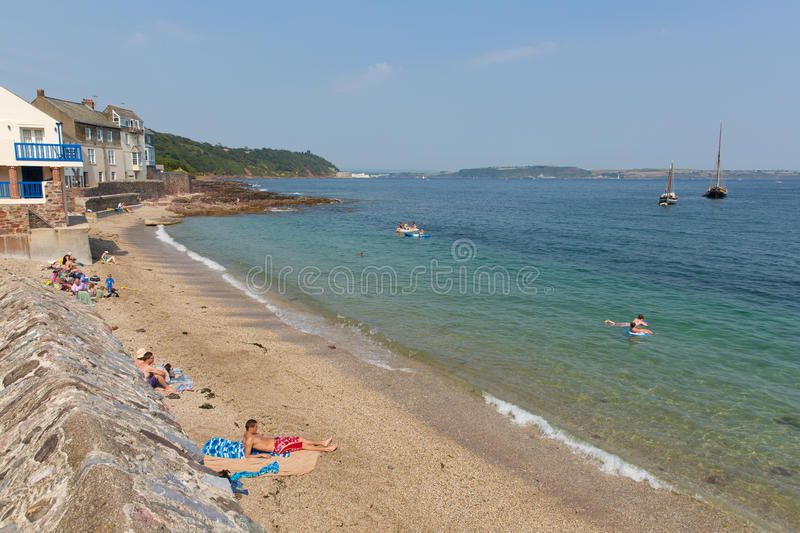 Download Kingsand Cornwall England United Kingdom On The Rame Peninsula Overlooking Plymouth Sound Editorial Image - Image: 33048560
