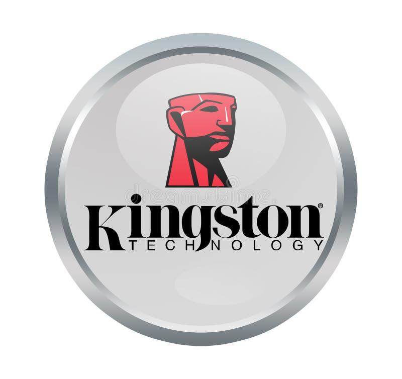 Kingston företagstecken arkivbilder