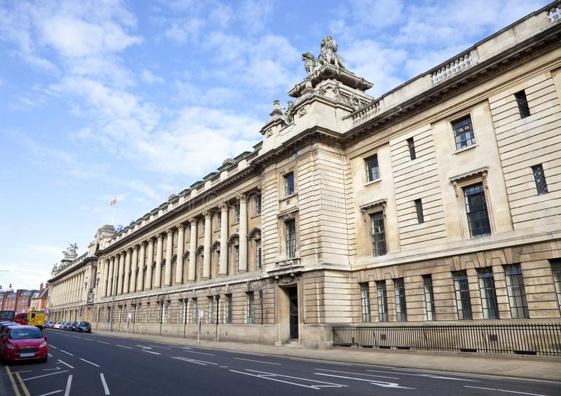 Kingston Upon Hull Guildhall royalty free stock photography