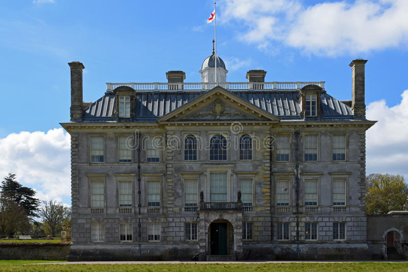 Kingston Lacy Wimborne domkyrka, Dorset, England royaltyfri fotografi