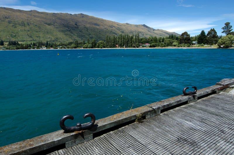 Kingston - Nova Zelândia imagens de stock
