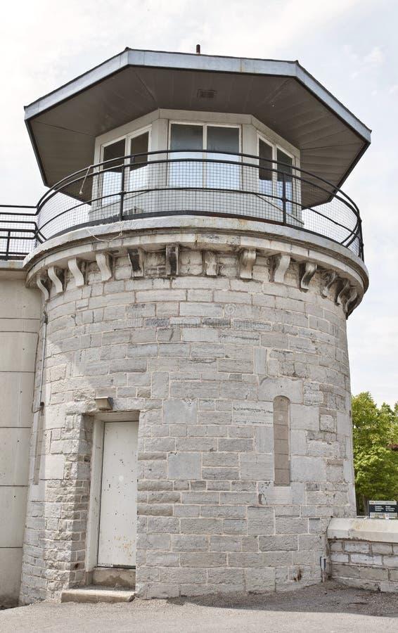 Kingston Penitentiary Ontario foto de stock