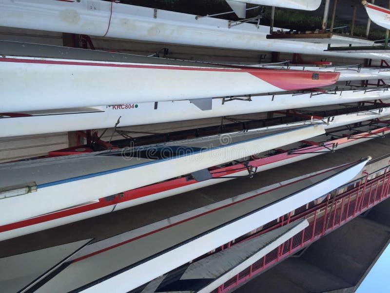 Kingston Rowing Club stock photography