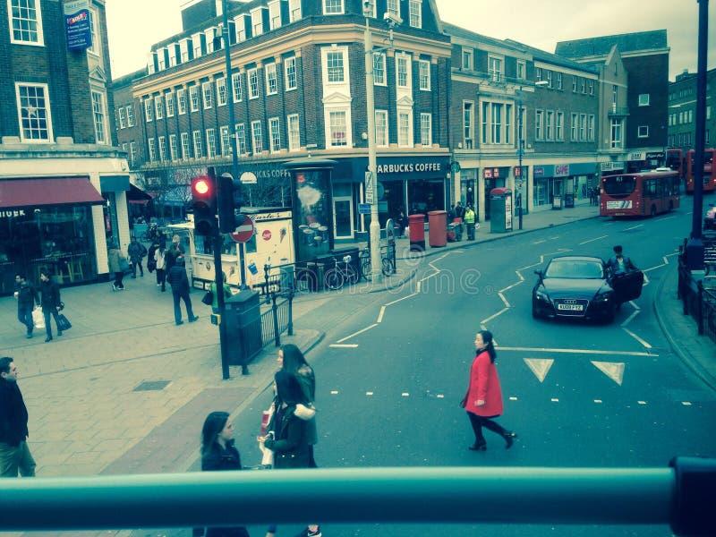 Kingston upon Thames royalty free stock photo