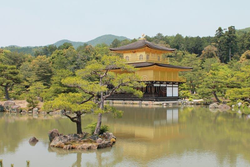 Kinkaku-ji Japón foto de archivo