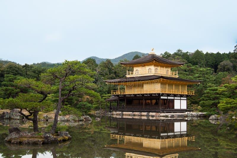 Kinkaku-ji, Kyoto imágenes de archivo libres de regalías