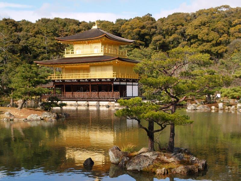 Download Kinkaku-ji in Kyoto Japan stock photo. Image of reflection - 11724460