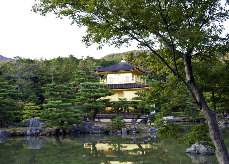 Download Kinkakuji In Autumn Season At Kyoto, Japan. Stock Photo - Image: 28373360