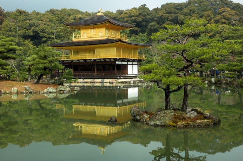 Download Kinkakuji - El Pabellón De Oro Famoso En Kyoto, Japón Foto de archivo - Imagen de exploración, asia: 1292172