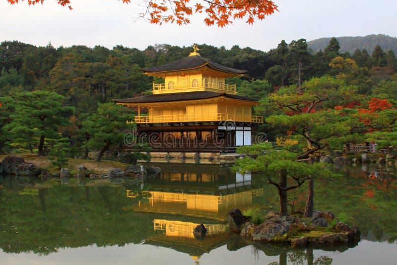 Download Kinkakuji  - The Famous Golden Pavilion At Kyoto Stock Photo - Image: 25657940