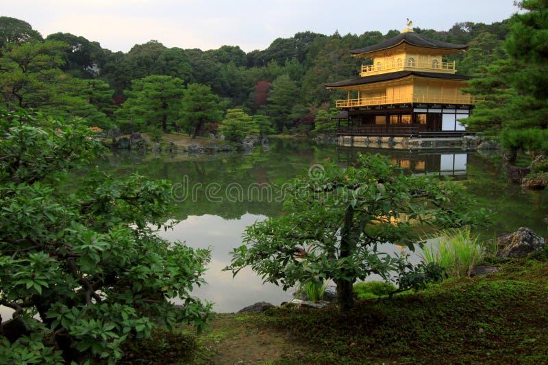 Download Kinkakuji  - The Famous Golden Pavilion At Kyoto Stock Photo - Image of change, heritage: 26296374