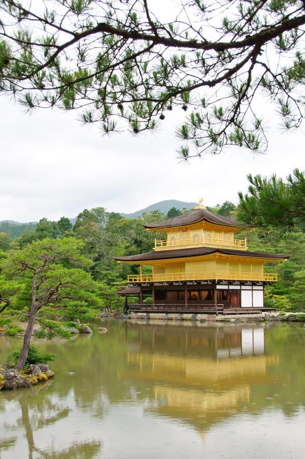 Download Kinkakuji Temple stock photo. Image of park, pine, japanese - 32802462