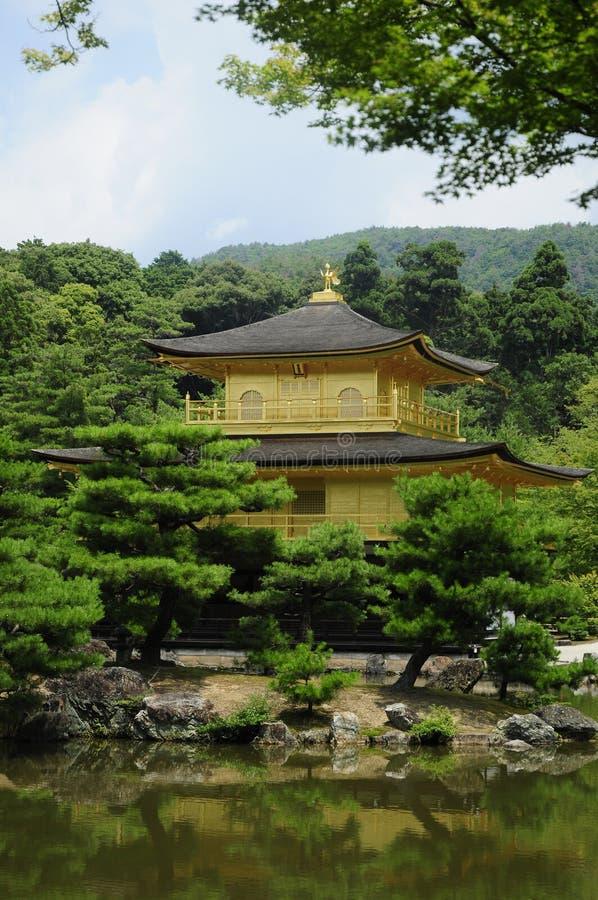 Download Kinkakuji Temple In Kyoto, Japan Stock Image - Image: 10275643