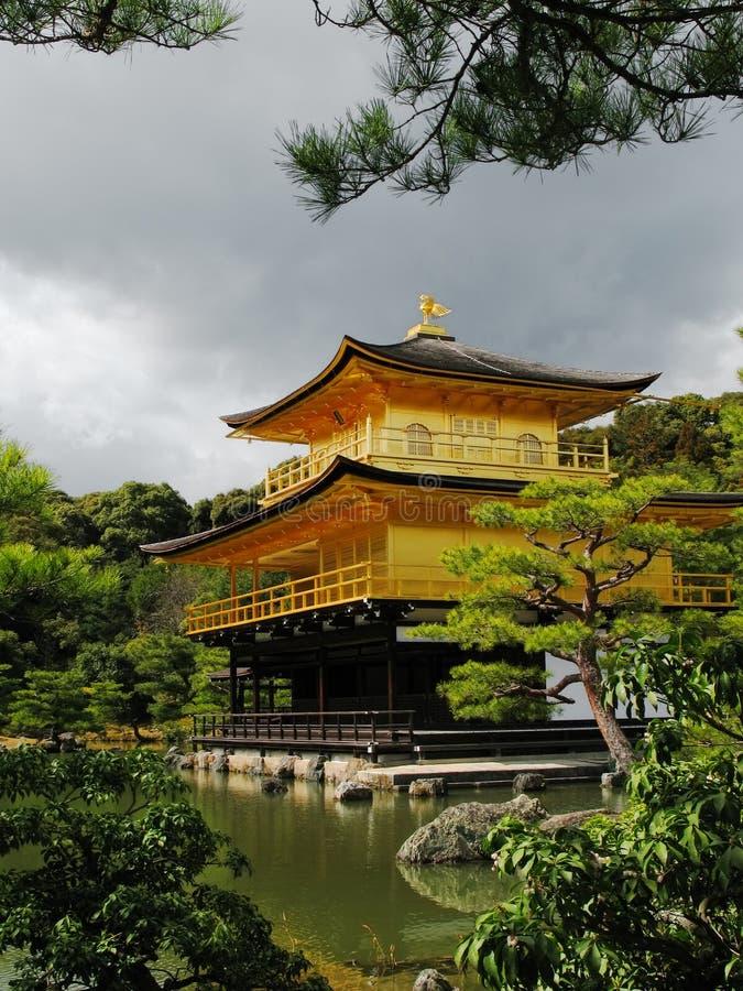 Download Kinkakuji Temple In Kyoto, Japan Stock Image - Image: 6644023