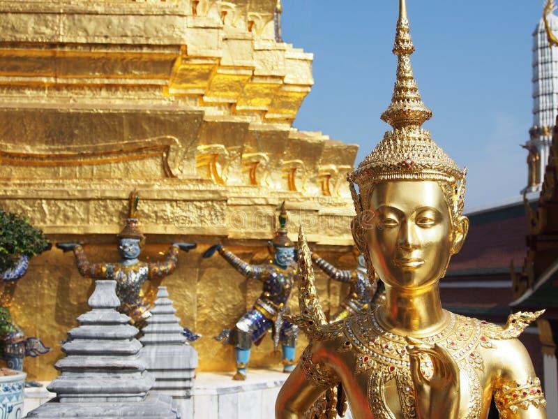 Kinnaree royalty free stock photo