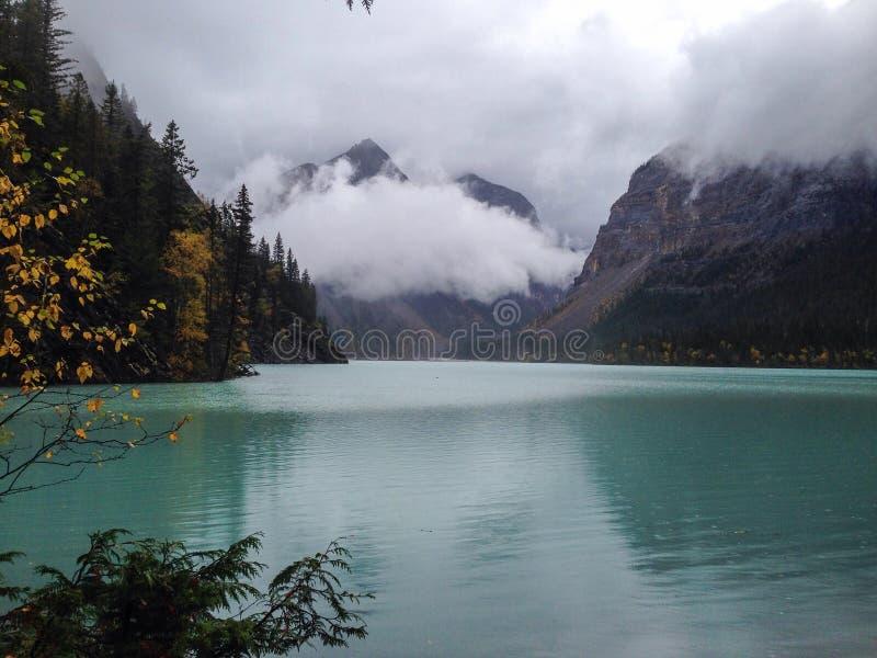 Kinney jezioro zdjęcie royalty free