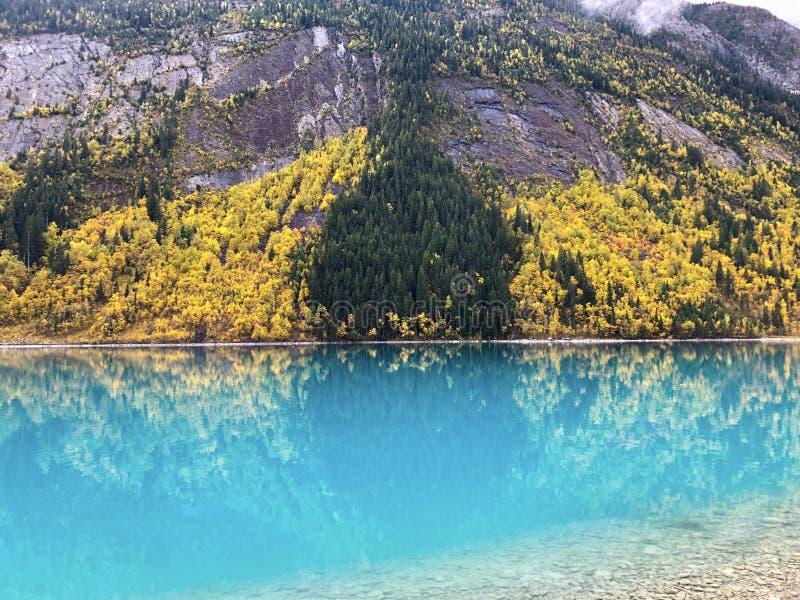 Kinney jezioro zdjęcie stock