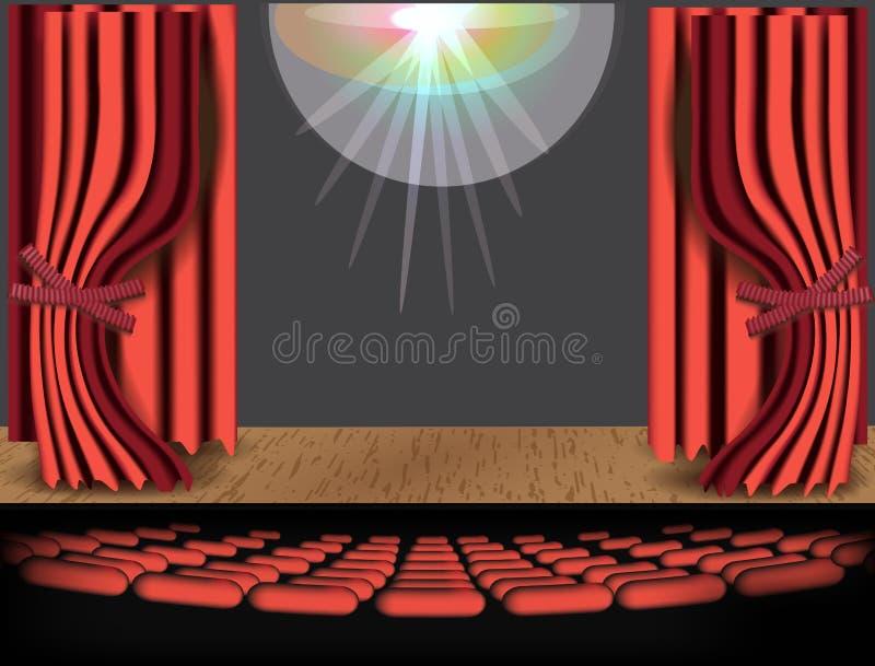 kino ilustracja wektor