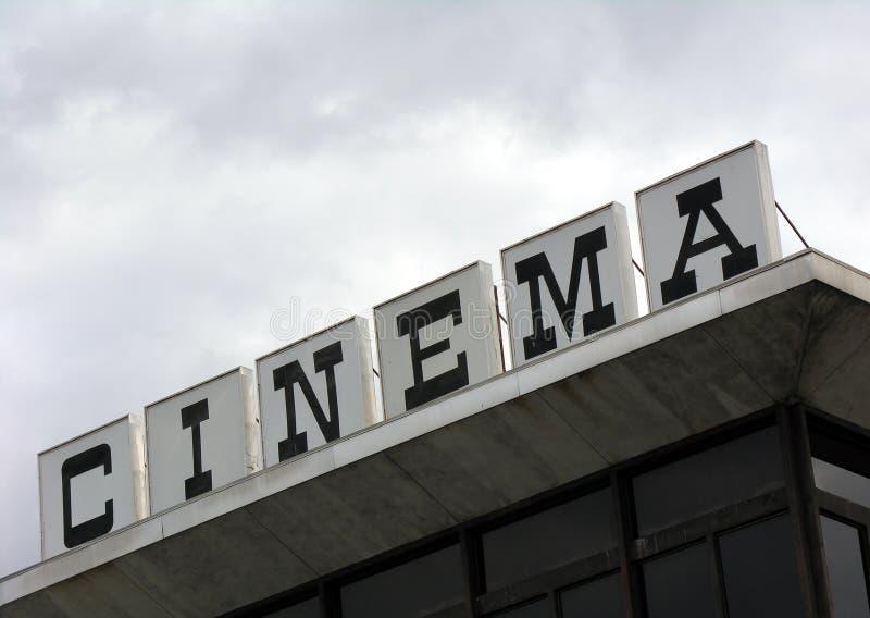 kino. zdjęcia stock
