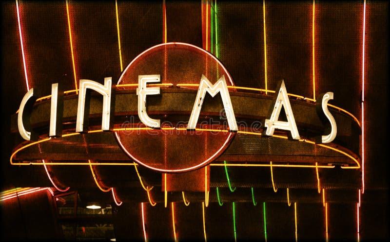 Kinofestzelt lizenzfreie stockbilder