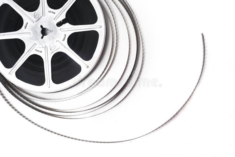 Kinorollenfilm lizenzfreies stockfoto