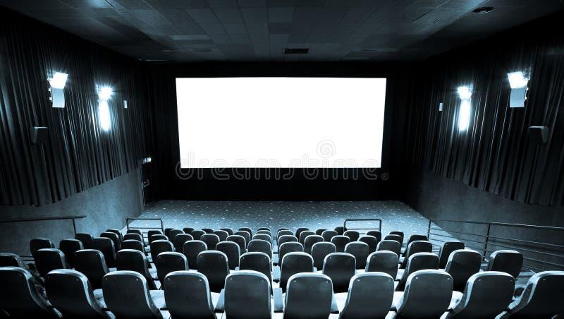 kinowa sala obraz stock