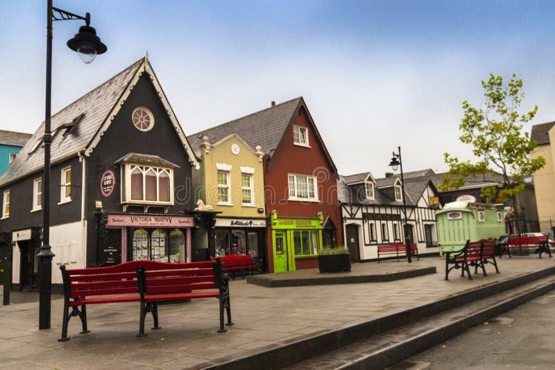 Kinsale, Irlanda foto de archivo libre de regalías