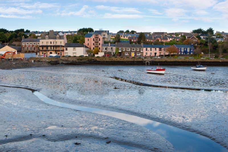 Kinsale. L'Irlanda fotografia stock