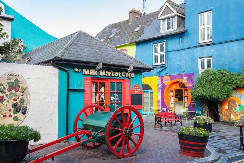 Kinsale, liège du comté, république d'Irlande images stock