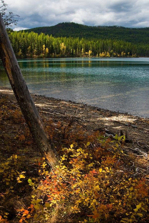 Free Kintla Lake Royalty Free Stock Photo - 5267425