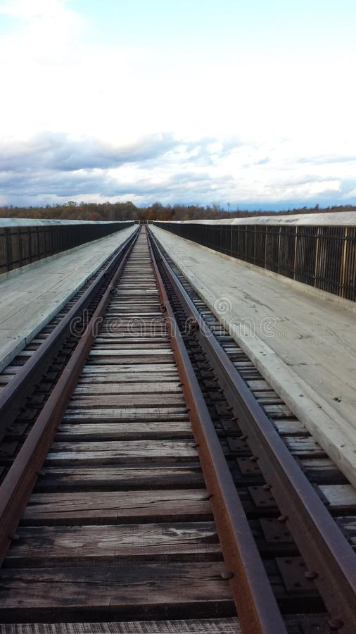 Kinzua most zdjęcie stock