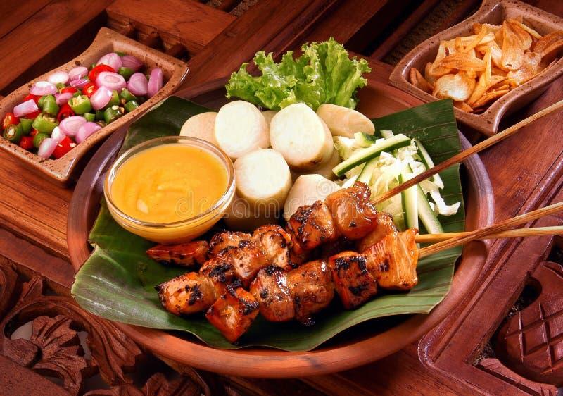 Kip Satay stock fotografie