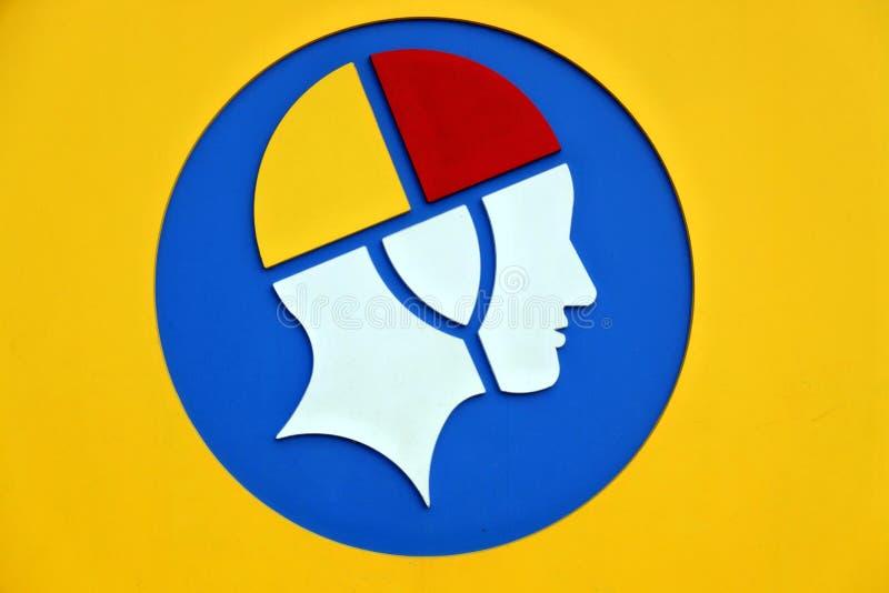 Kipieli życia oszczędzania Australia symbol zdjęcia stock