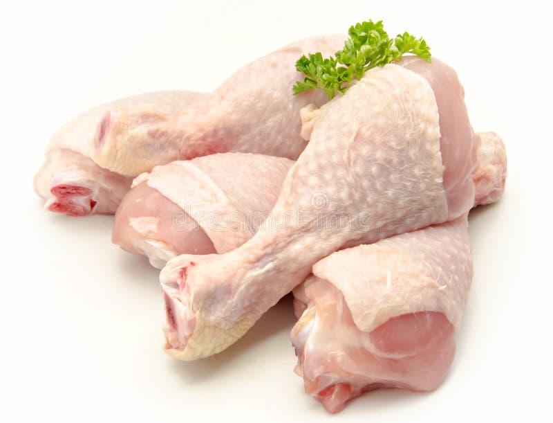 Kippenvlees royalty-vrije stock afbeeldingen