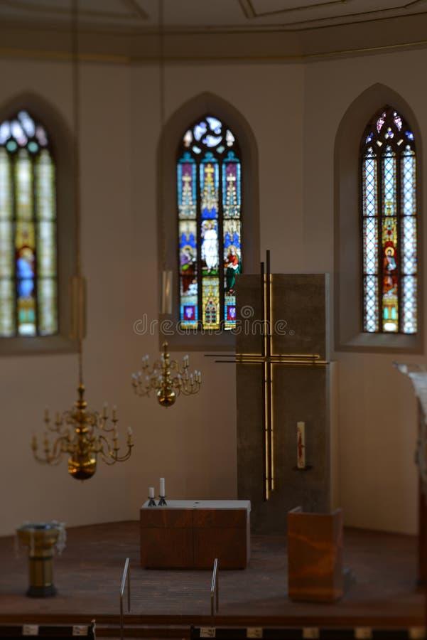 Kirche lizenzfreie stockfotos
