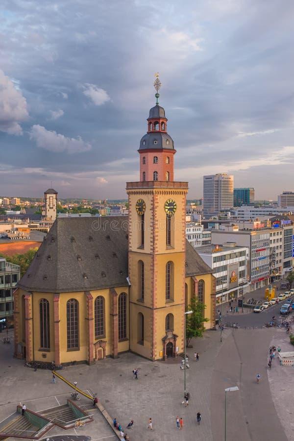Kirche de Katharinen images libres de droits