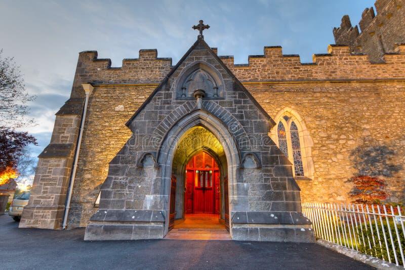 Kirche der heiligen Dreiheit lizenzfreie stockfotos