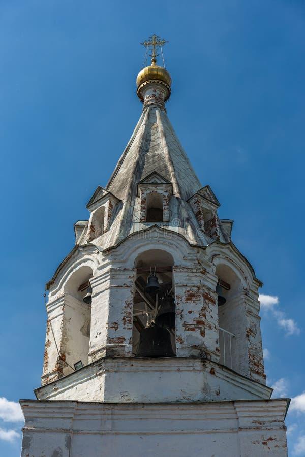 Kirche der Kasan-Ikone der Mutter des Gottes oder unsere Dame von Ka stockfoto