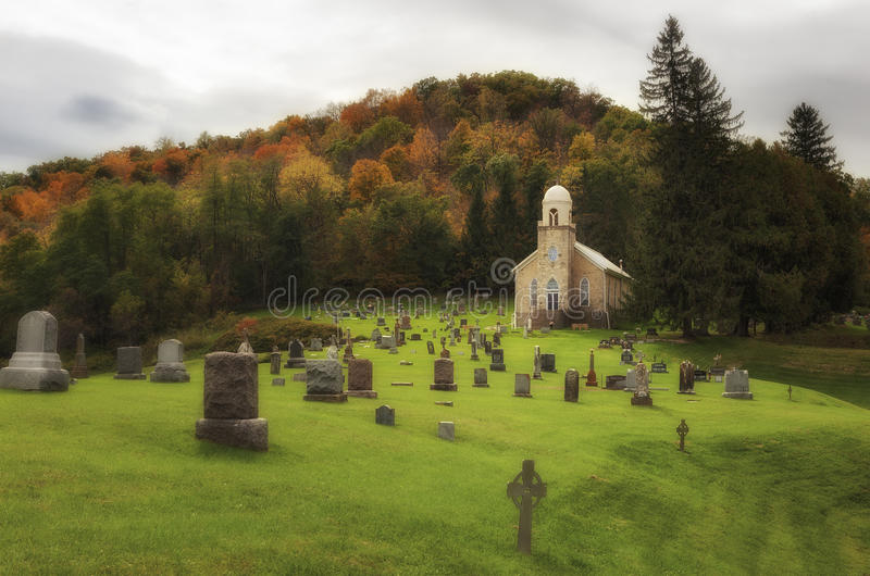 Kirche der Unbefleckten Empfängnis stockbilder