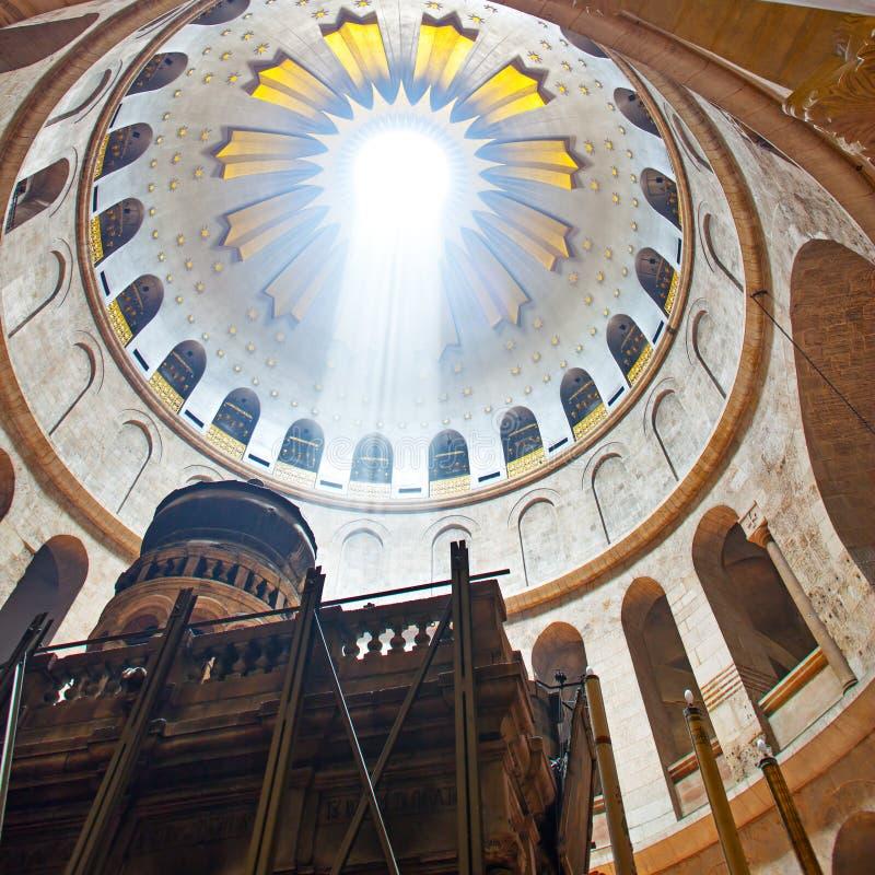 Kirche des heiligen Grabes lizenzfreie stockfotografie