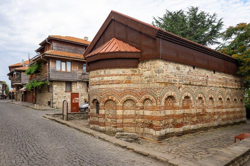 Kirche des Heiligen Paraskevi von Iconium alias Paraskeva Pyatnitsa lizenzfreie stockfotografie