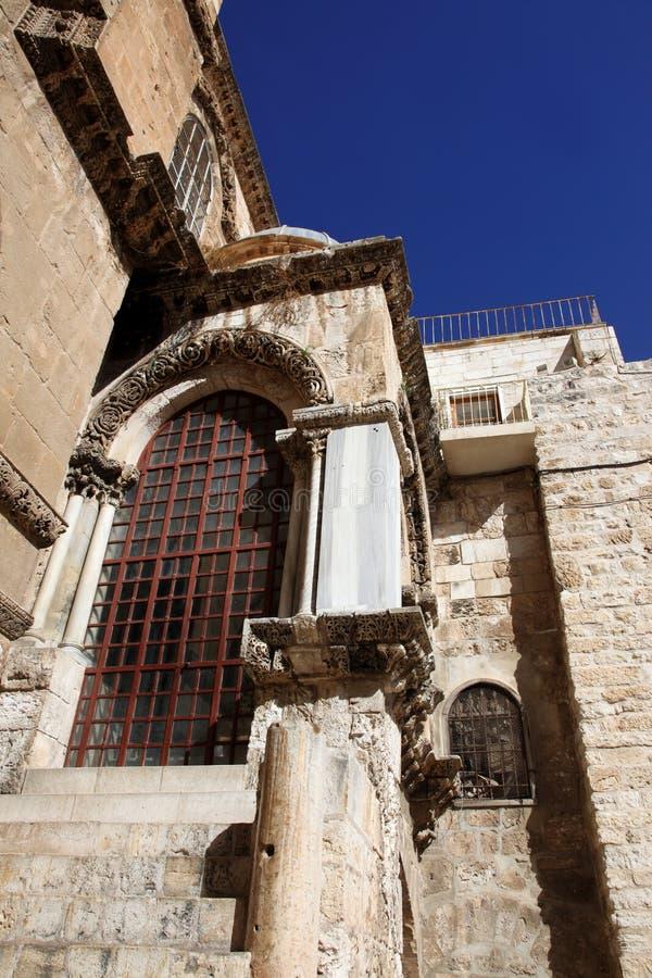 Kirche des heiligen Sepulchre lizenzfreie stockfotos