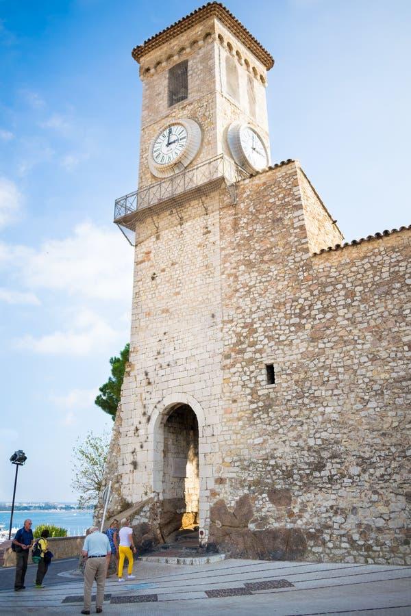 Kirche Frankreichs Cannes lizenzfreies stockfoto
