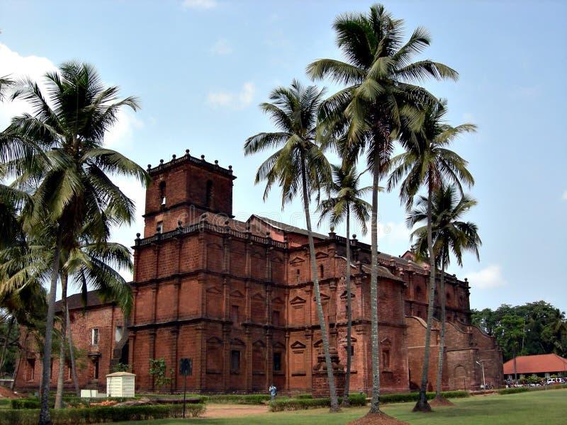 Kirche-Gebäude stockbilder