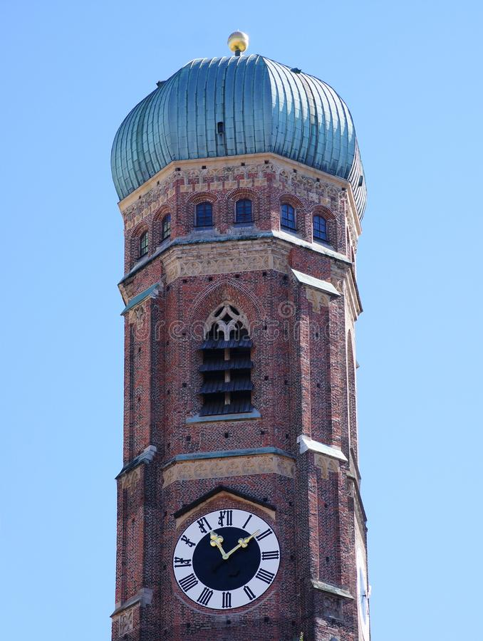 Kirche in München stockfoto